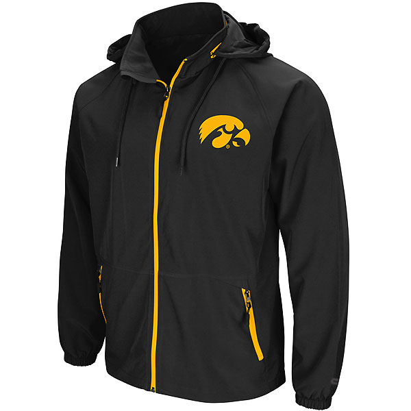 Iowa Hawkeyes Friday Wind Jacket