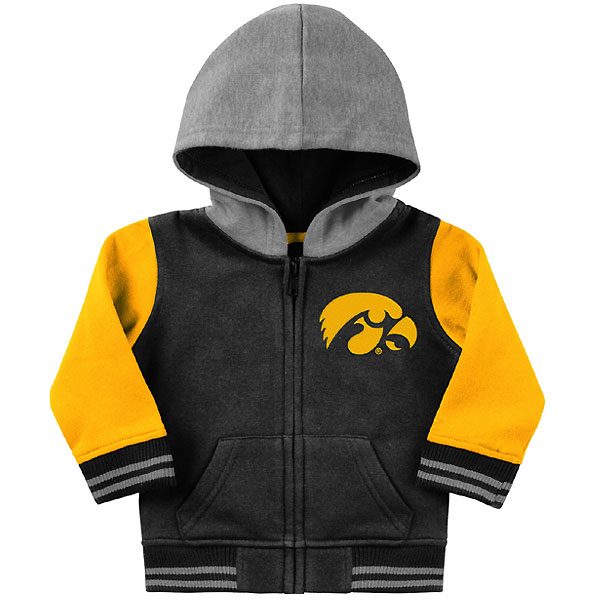 Iowa Hawkeyes Infant Gonzo Jacket