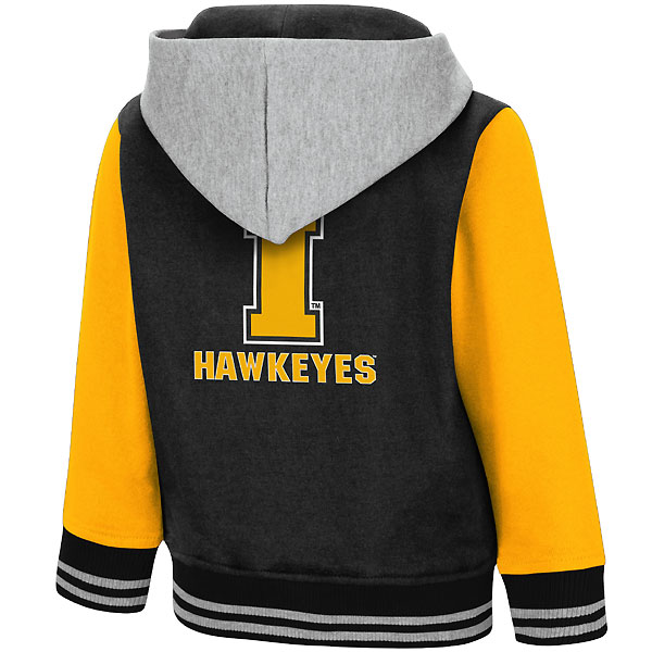 Iowa Hawkeyes Toddler Gonzo Jacket