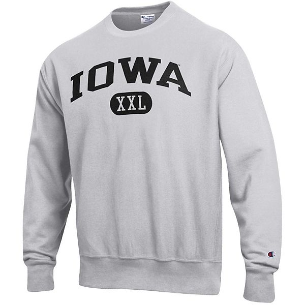 Iowa Hawkeyes Reverse Weave 940 Sweat