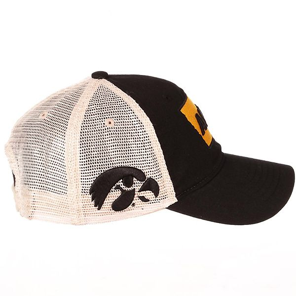 Iowa Hawkeyes CSTM Adjustable Hat