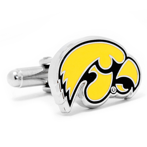 Iowa Hawkeyes Cuff Links