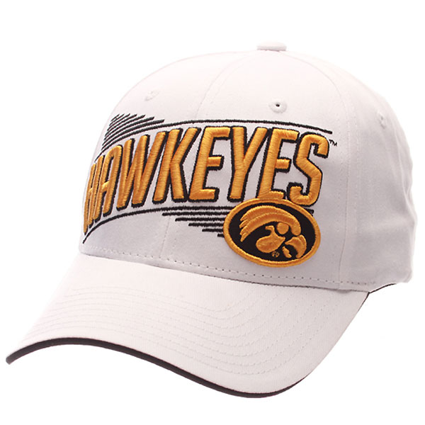 Iowa Hawkeyes Crossover Cap