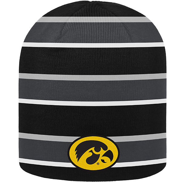 Iowa Hawkeyes Disguise Knit Hat