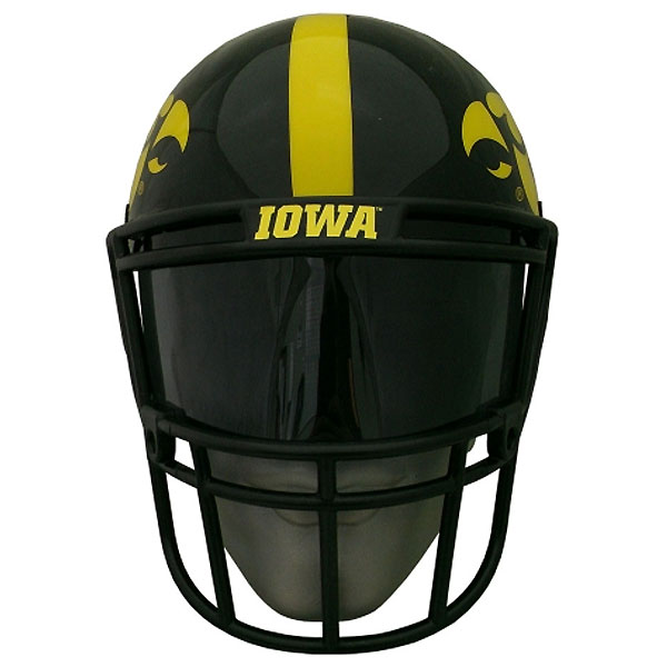 Iowa Hawkeyes Fan Mask