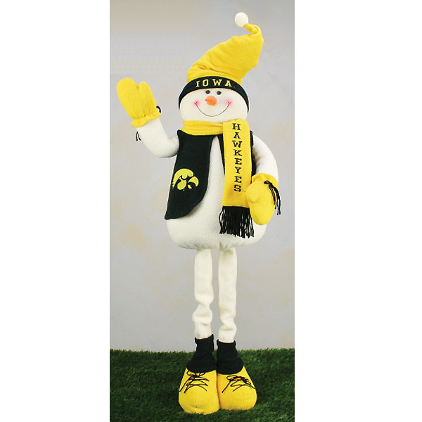 Iowa Hawkeyes Frosty Mascot