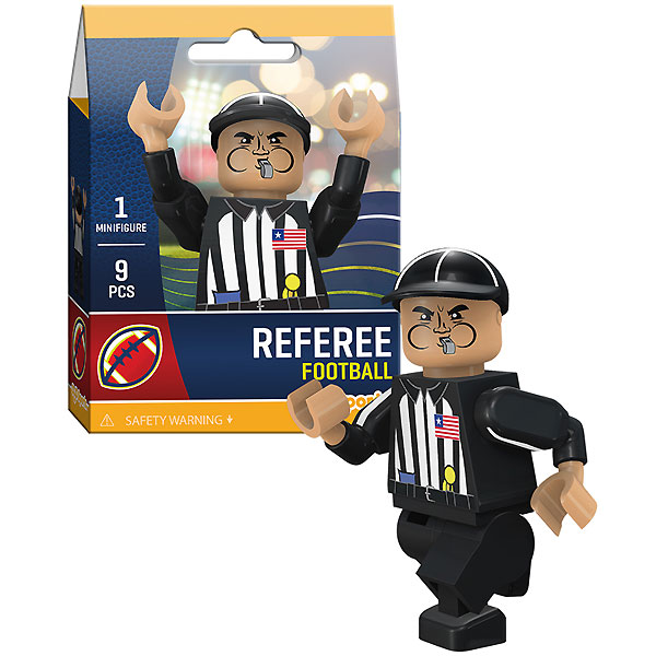 Iowa Hawkeyes Football Ref Figurine
