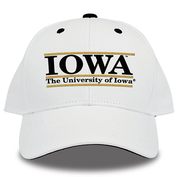Iowa Hawkeyes IOWA Over U of I Cap
