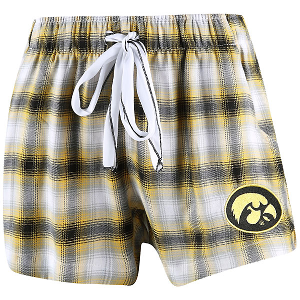 Iowa Hawkeyes Womens Shorts