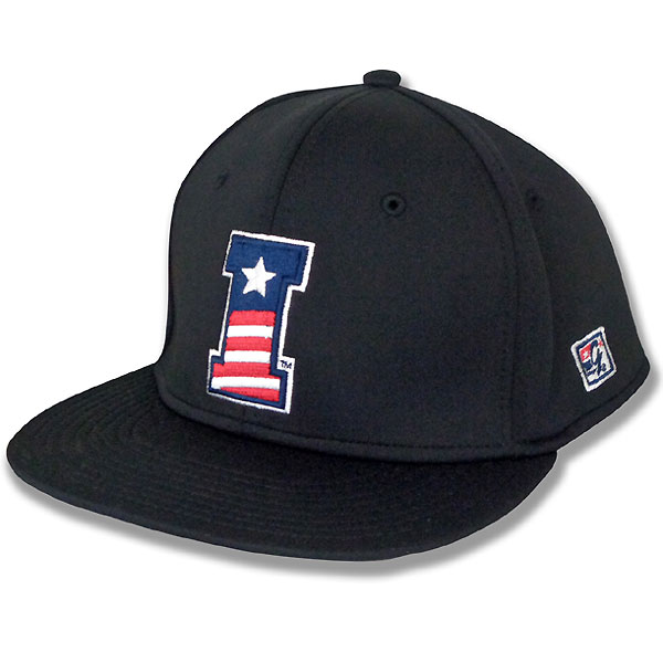 "Iowa Hawkeyes ""I"" Patriotic Cap"