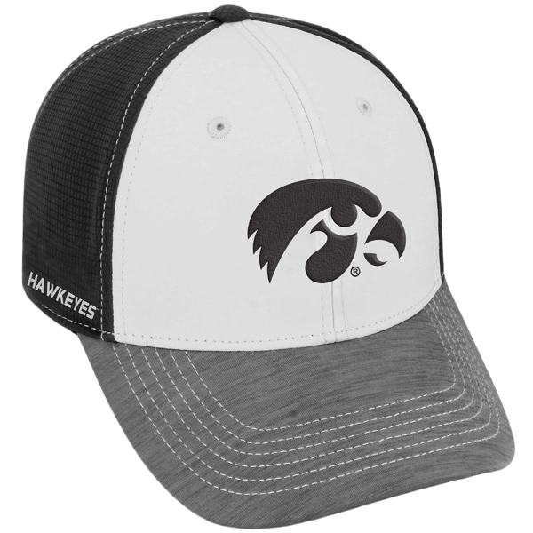 Iowa Hawkeyes Grip Hat
