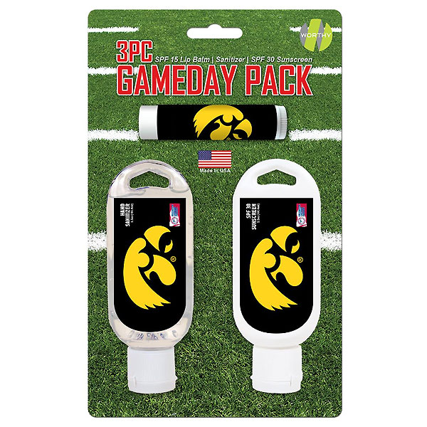 Iowa Hawkeyes Game Day Pack