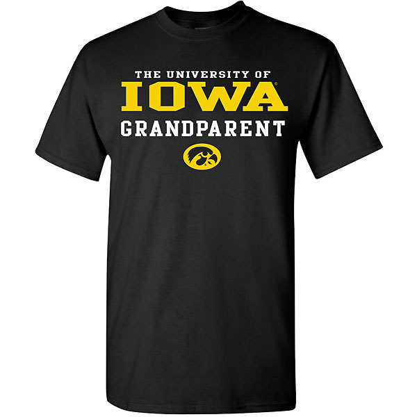 Iowa Hawkeyes Grandparent Tee