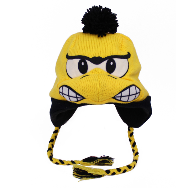 Iowa Hawkeyes Herky Stocking Cap
