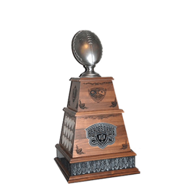 Iowa Hawkeyes Hero's Trophy