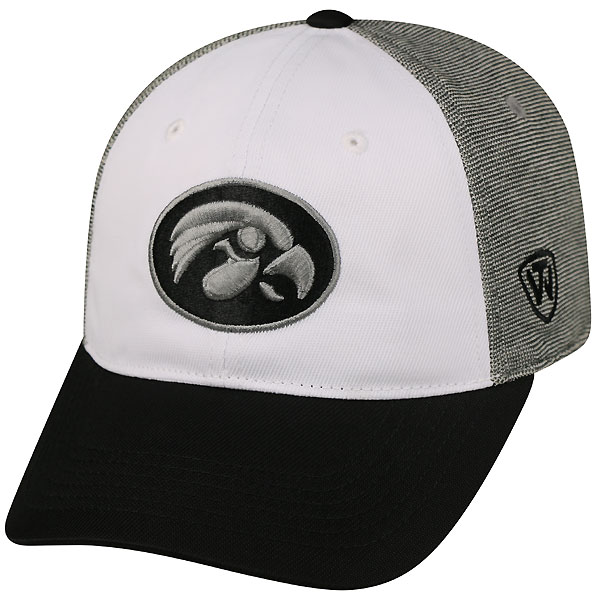 Iowa Hawkeyes Hustle Cap