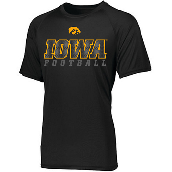 Iowa Hawkeyes Blackout Tee