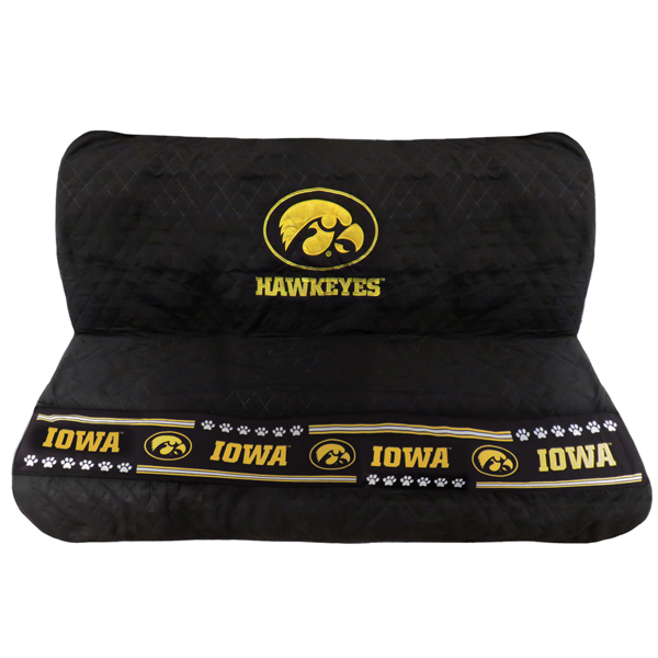 Iowa Hawkeyes Vehicle Seat Protector
