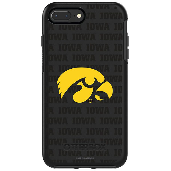 Iowa Hawkeyes iPhone 8 Cell Phone Cover