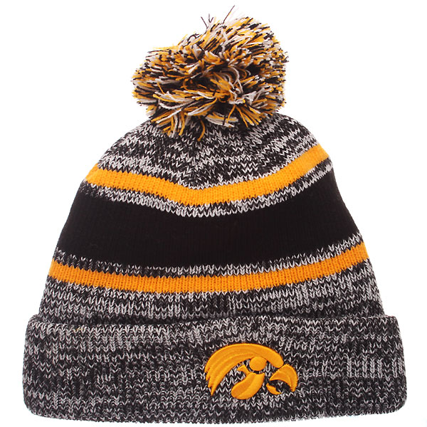 Iowa Hawkeyes Youth Granite Stocking Cap