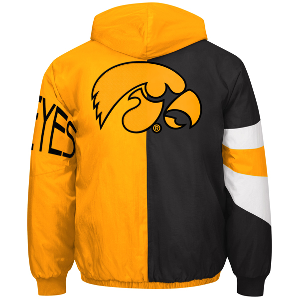 Iowa Hawkeyes Knock Out Jacket