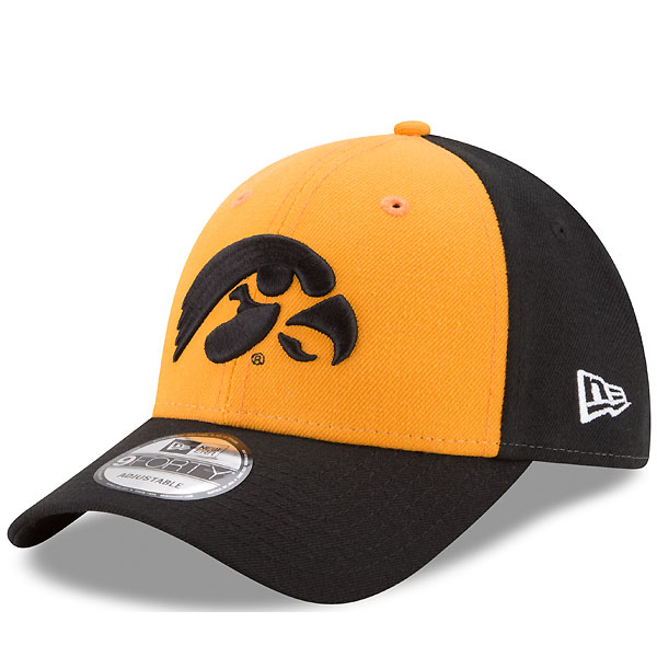Iowa Hawkeyes League Blocked Cap