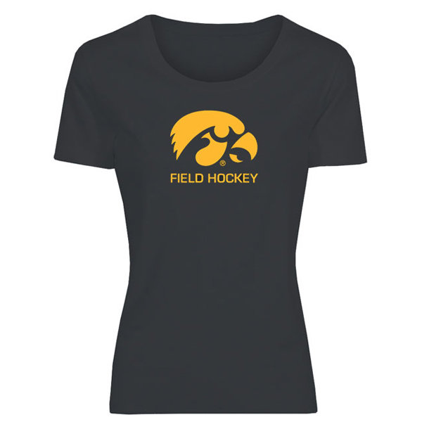 Iowa Hawkeyes Womens Field Hockey Shirt