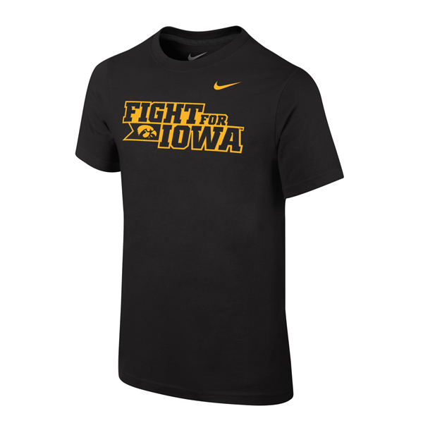 Iowa Hawkeyes Fight for Iowa Youth Tee