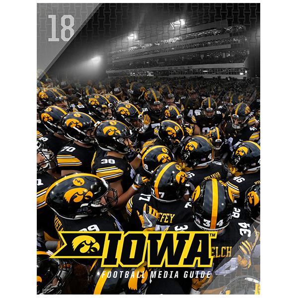 e6382ce70 Iowa Hawkeyes 2018 Football Media Guide