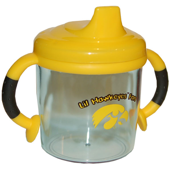 Iowa Hawkeyes No Spill Mug