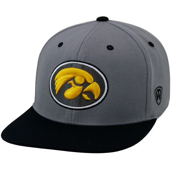 Iowa Hawkeyes Intense Memory Fit Cap