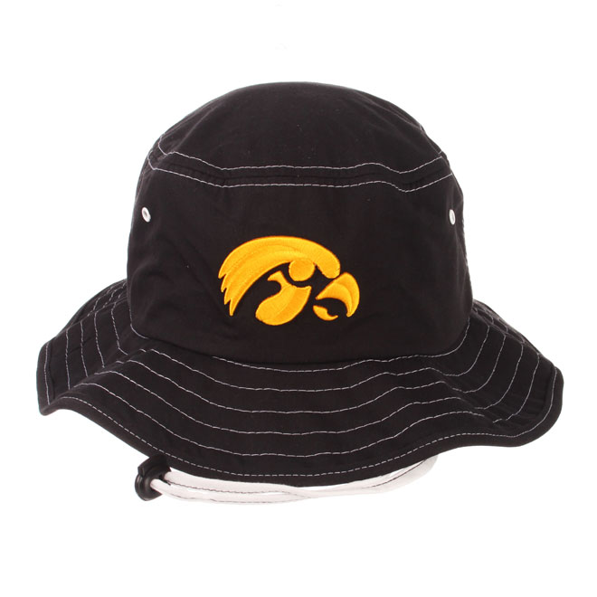 Iowa Hawkeyes Midfield Bucket Hat