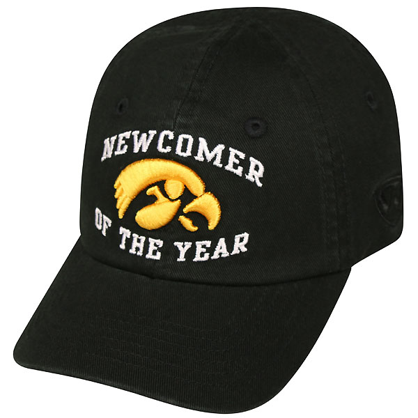 Iowa Hawkeyes Infant Newcomer Cap