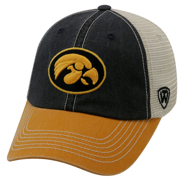 Iowa Hawkeyes Off Road Cap