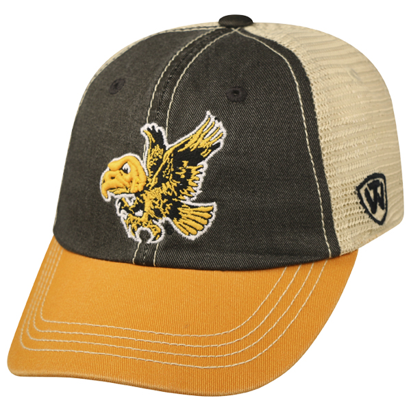 Iowa Hawkeyes Youth Offroad Flying Herky Hat 32ee59644a8e