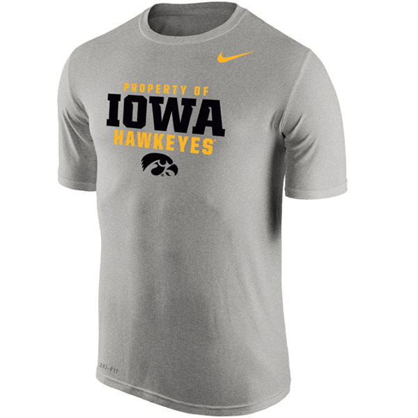 Iowa Hawkeyes Property of Tee