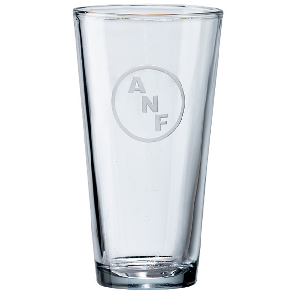 Iowa Hawkeyes ANF Pint Glass