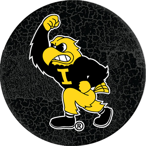 Iowa Hawkeyes Herky Pop Socket