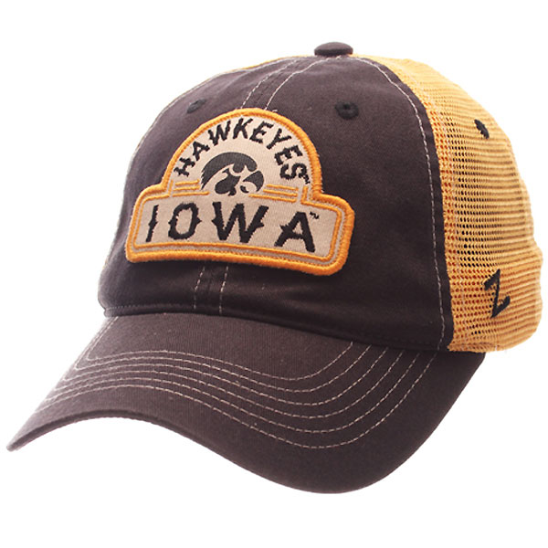 Iowa Hawkeyes Route Cap