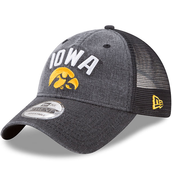 Iowa Hawkeyes Rugged Team Cap