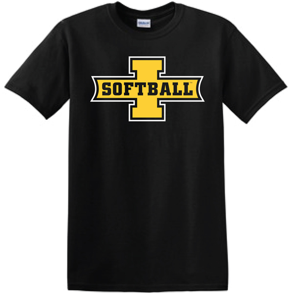 Iowa Hawkeyes Softball Tee