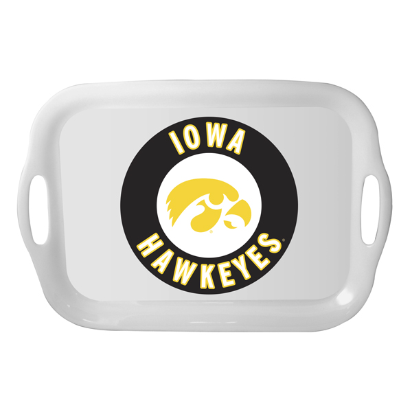 Iowa Hawkeyes Serving Tray