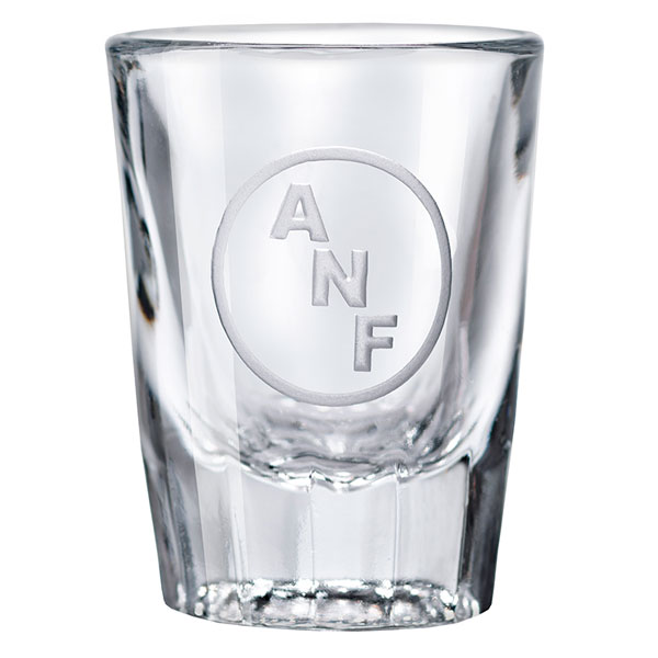 Iowa Hawkeyes ANF Shot Glass