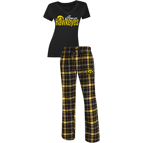 Iowa Hawkeyes Women's Sleep Set
