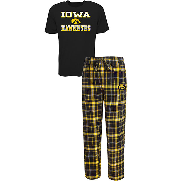Iowa Hawkeyes Sleep Set