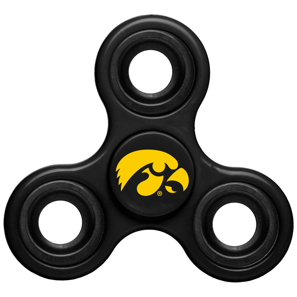 Iowa Hawkeyes Fidget Spinner