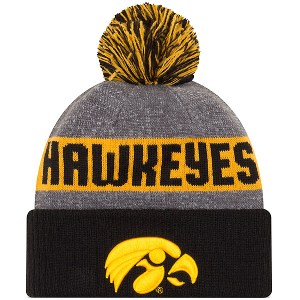 Iowa Hawkeyes Youth Sport Stocking Hat