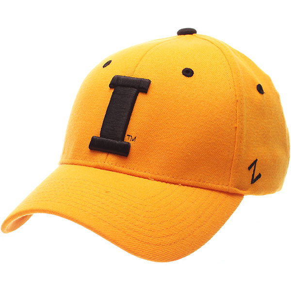 "Iowa Hawkeyes Staple Stretch ""I"" Cap"
