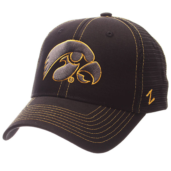 Iowa Hawkeyes Staple Trucker Cap