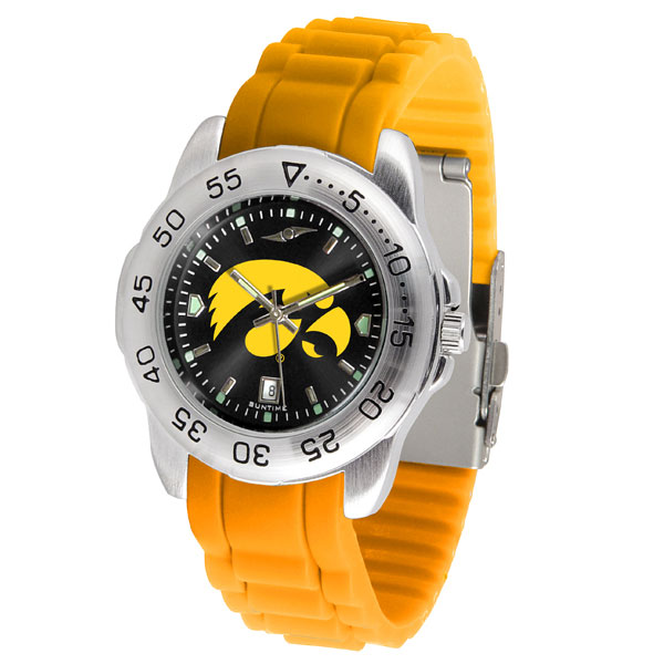Iowa Hawkeyes Sport AC Watch